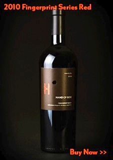 2010 Fingerprint Series Red Blend